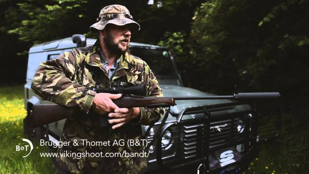 Viking Arms Sporting – Deer Stalking