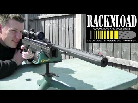 Webley Spector FULL REVIEW by RACKNLOAD