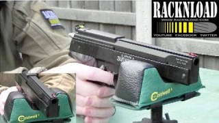Weihrauch HW45 Black Star FULL REVIEW by RACKNLOAD