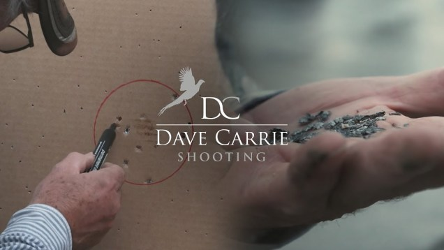Devastating 410 Loads – Pattern Test (Dave Carrie Shooting)