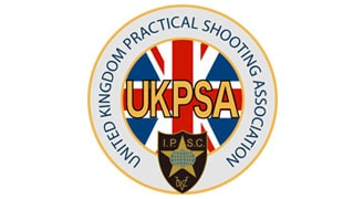 United Kingdom Practical Shooting Association logo