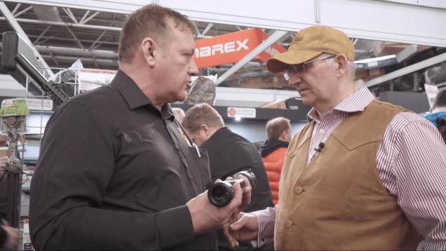 Discussing The New ATN X-Sight 4K Pro With Redbeck Shooting Supplies