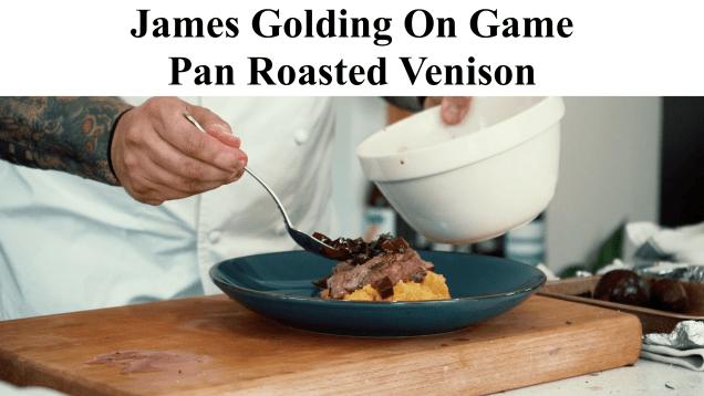 Pan Roast Venison Thumbnail