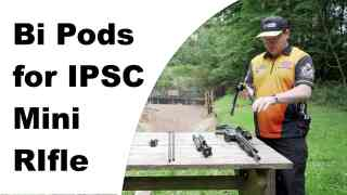 Bipods For IPSC