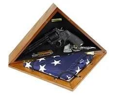 Wooden Gun Case