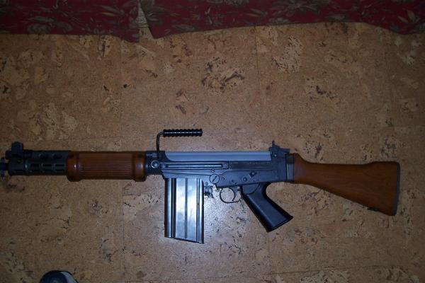 Fn Fal 308 Wood Stock - Year of Clean Water