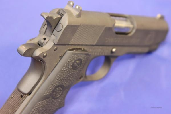 Springfield Armory Ultra Compact 45 - Year of Clean Water