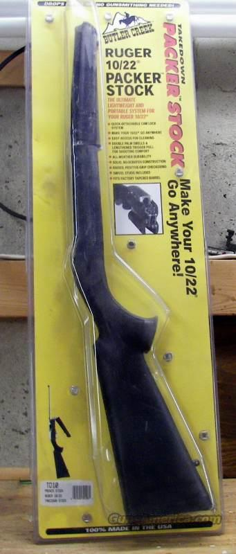 Butler Creek 10 22 Stock : butler, creek, stock, Butler, Creek, Ruger, 10/22, Packer, Stock