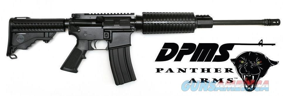 DPMS Panther Oracle 223 556 Flat Top 16 Carbi for sale