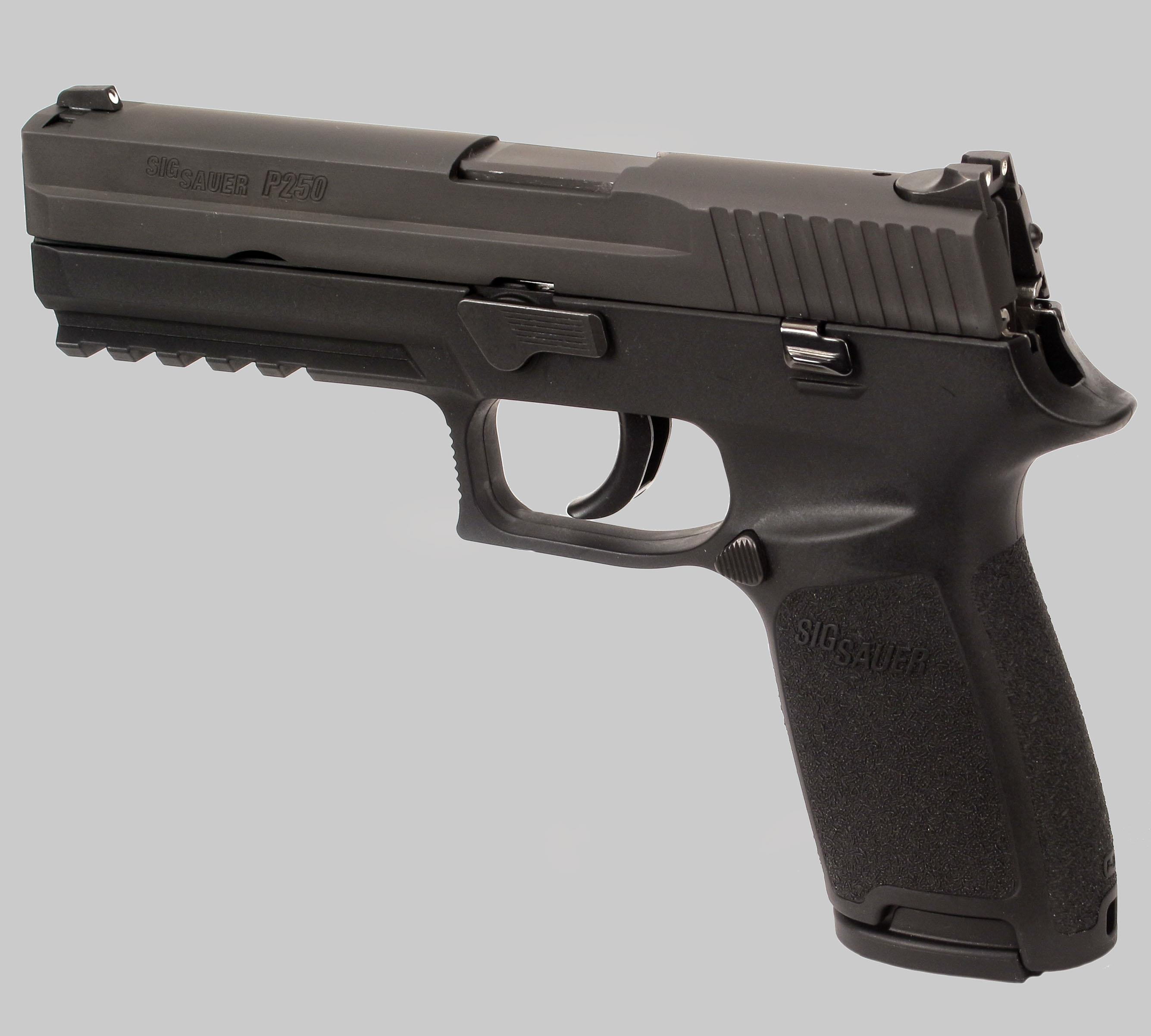 Sig Sauer P250 Pistol for sale