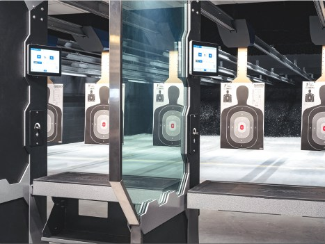 Maxon Shooting Range