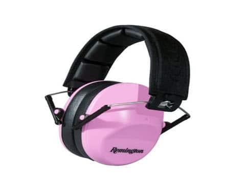 Pink Remington Hearing Protection