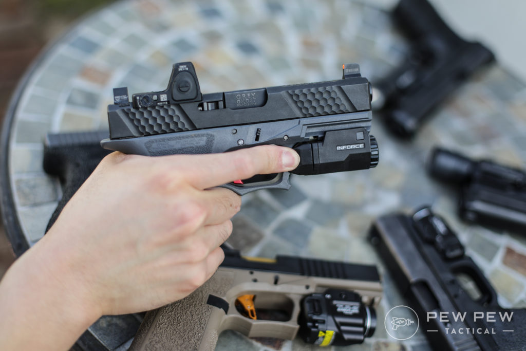 Polymer80 Custom Glock Build - Best Glock Barrels