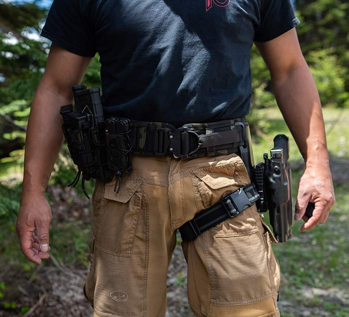 HSGI Duty Grip Belt