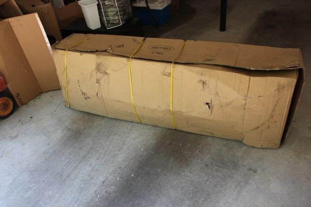 Smittybilt XJ XRC 76810 Box
