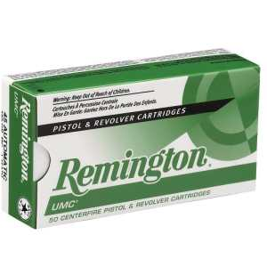 Remington UMC .25 Auto 50 Grain