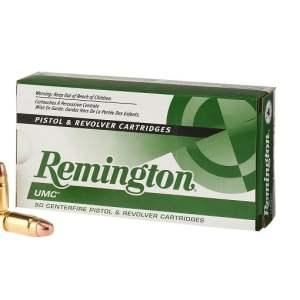 Remington UMC .357 Sig 125 Grain