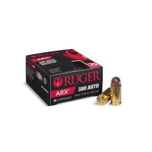 Ruger ARX .380 Auto 56 Grain