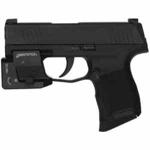 Subcompact Weapon Light with Green Laser for Sig Sauer