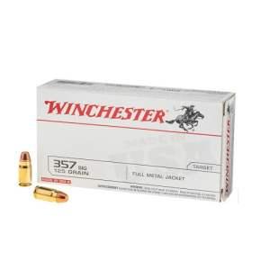 Winchester .357 Sig 125 Grain