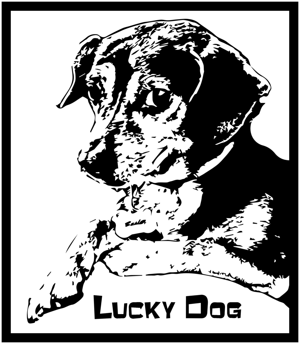 Lucky Dog Embroidery Amp Tee S