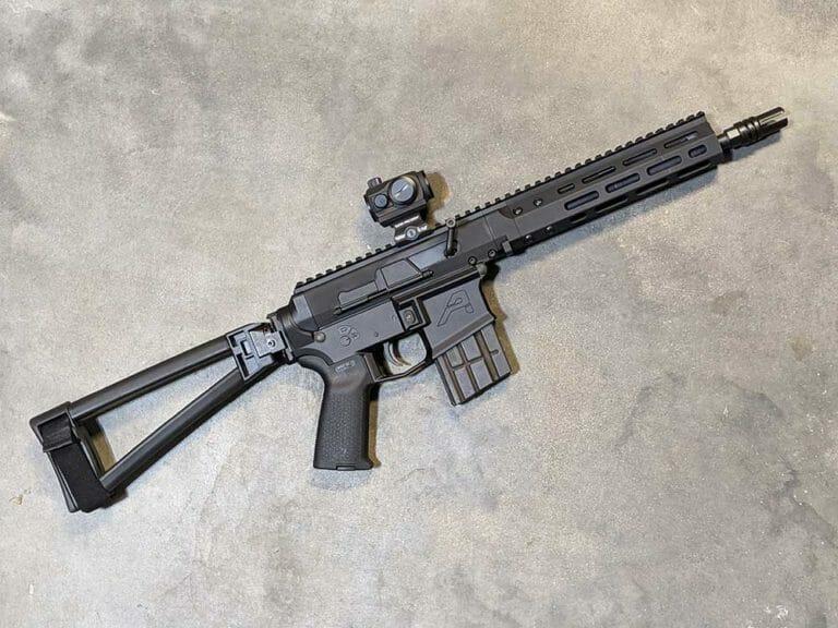 Brownells BRN-180s Pistol – Quarantine Dream Build - Guns in the News