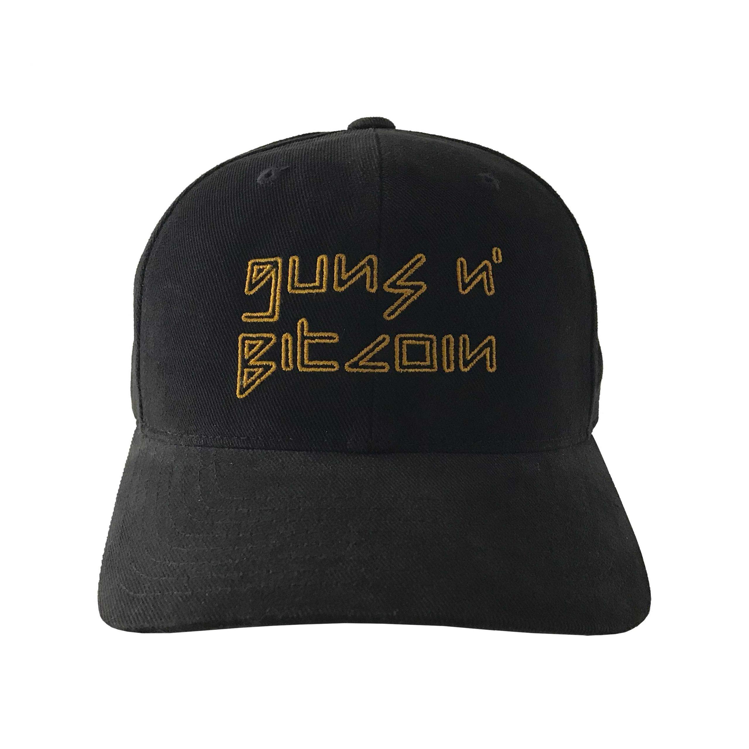 Hello Darkness Hat Front