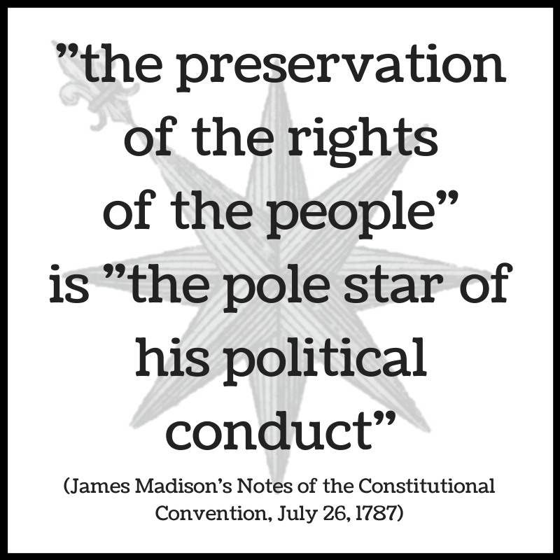 MM_the pole star of his political conduct