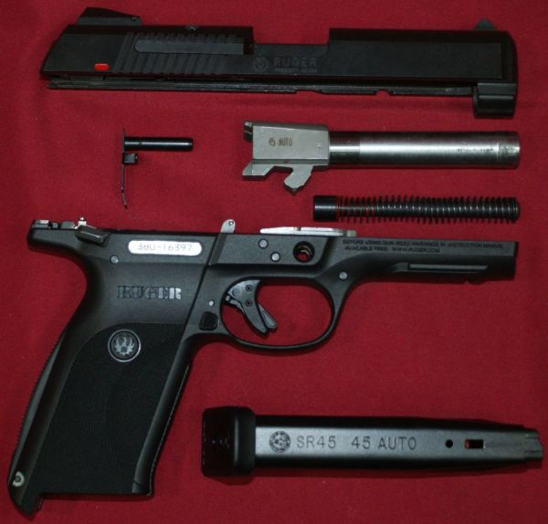 20 Ruger Sr45 Pictures And Ideas On Meta Networks