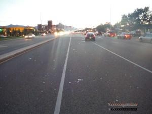 Drunk Driver car collisions