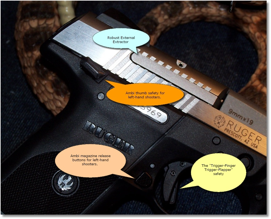 Ruger SR9c – A User Viewpoint | Guntoters