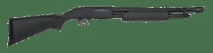"The ""Chosen One."" The Mossberg 20-Gauge Pump Shotgun"