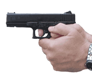 Conventional Grip - Not for Combat