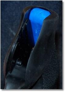 The Hogue 'Tamer' Grip w/gel insert