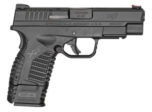 The 7-Round Magazine is Standard with the XDs 4.0, but Optional with the XDs 3.3 Version