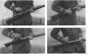 WW1 Bolt-Action Loading