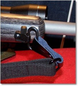 SKS-Style Sling w/Quick Release Swivels. Suitable for Most Needs