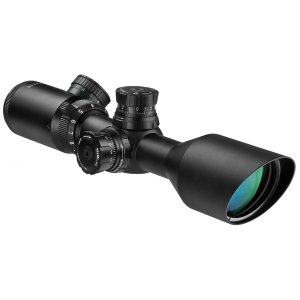 "BARSKA 3-9x42 IR 2nd Generation Sniper Riflescope w/MilDot Reticule - Zeroed @ 100 yards on a Windham Weaponry ""SRC"""