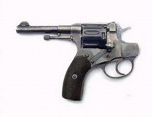 Could this Revolver be Accurate? Why, Yes it Could!
