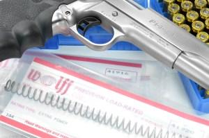 Pistol Recoil Spring Example