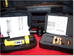The Kit and Caboodle! Rifle, Scope, Wheeler F.A.T Wrench, and Wheeler Professional Reticle Leveling System