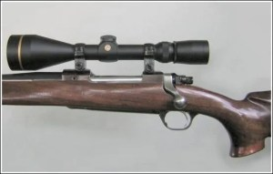 Scope Mounting with Scope Rings
