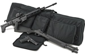 Three Gun Carrying Case