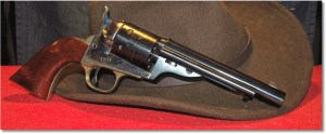 A Reproduction of the A 1871 Colt Navy Conversion Found a Home