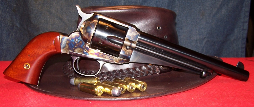1875 Remington 'Outlaw' by A  Uberti | Guntoters