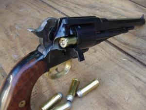 A Well-made Single-Action Revolver Suits My Personality