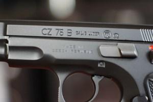 CZ 75B Omega