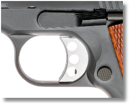 Skeletonized Aluminum Trigger with Over-Travel Adjustment