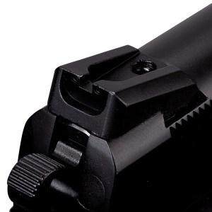 Plain NOVAK-Style Read Sight - Windage Adjustable