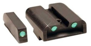 TruGlo Night Sights for the 1911